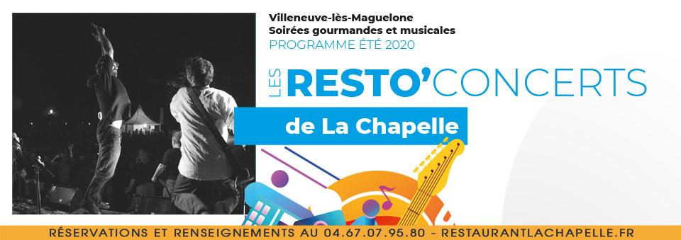 Flyer resto'concert barbiches tourneurs