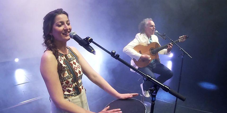 Concert musique brésilienne - près de montpellier