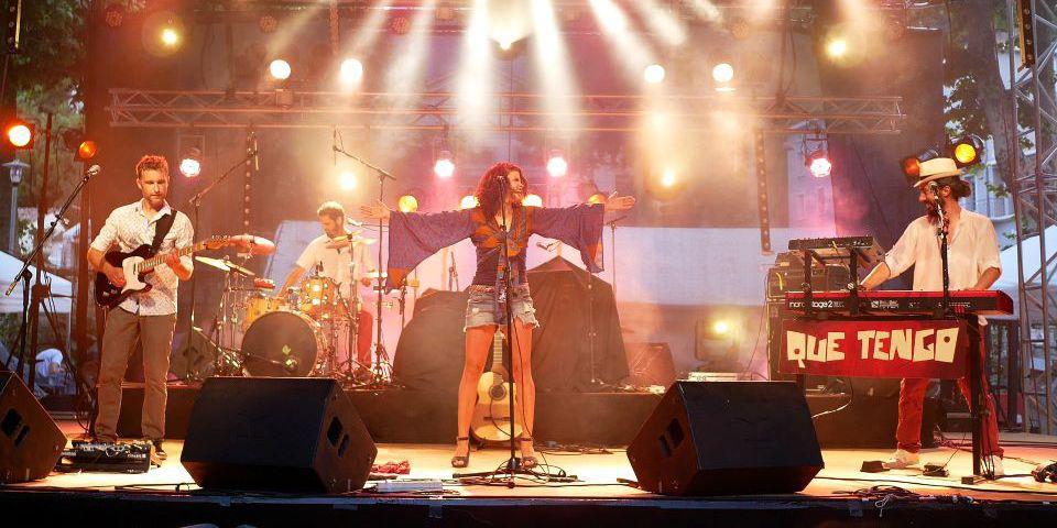 Concert Que Tengo - Villeneuve-lès-maguelone près de Montpellier