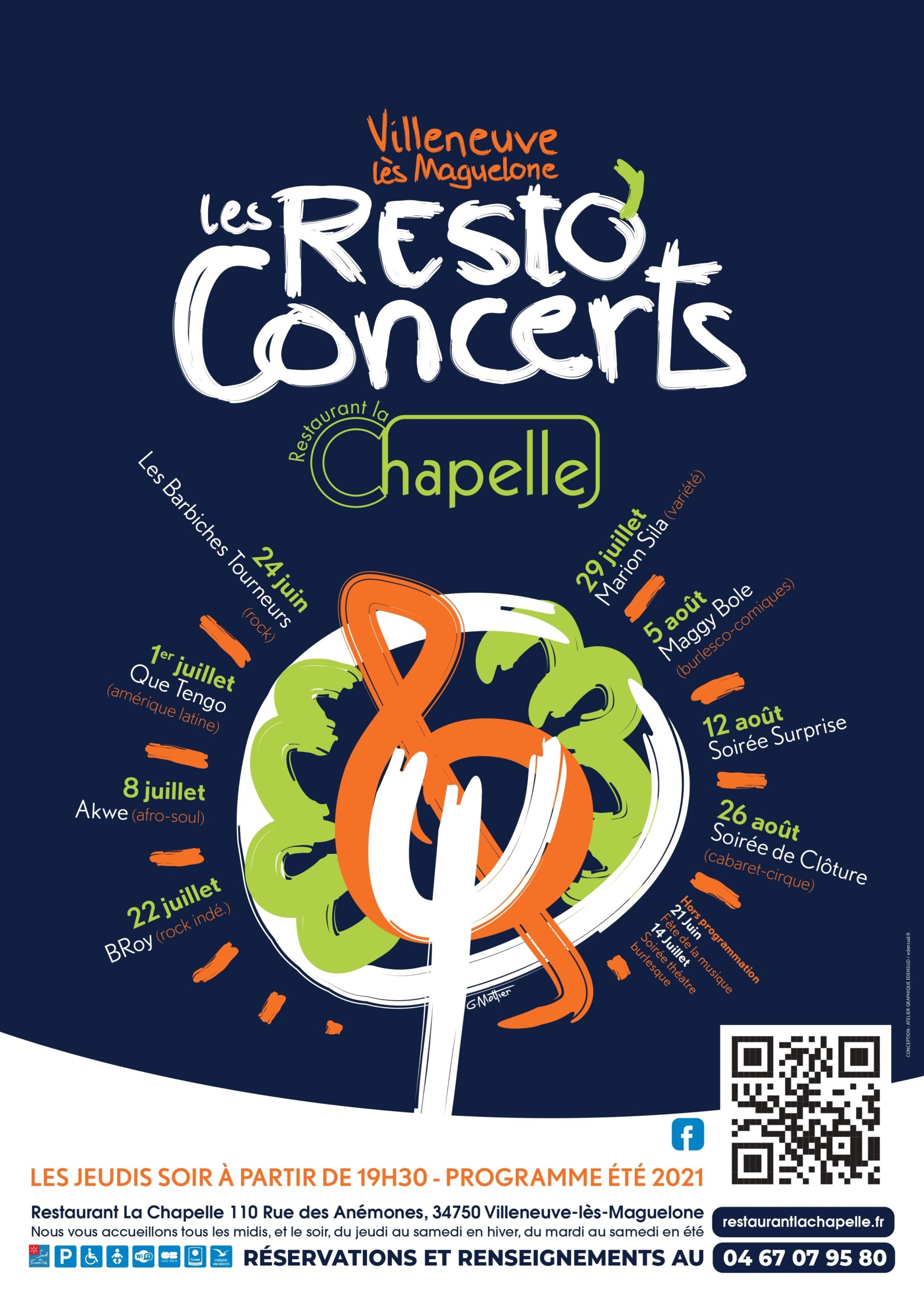 Dossier de presse Resto Concerts